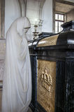 Sao Vicente de Fora Lisbon, Portugal Imagens de Stock Royalty Free