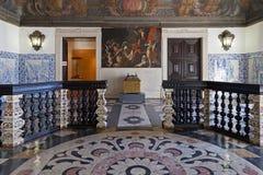 Sao Vicente de Fora Monastery Fotografía de archivo libre de regalías