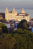 Sao Vicente de Fora Monastery Imagen de archivo