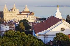 Sao Vicente de Fora Monastery Foto de archivo