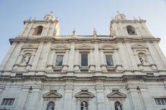 Sao Vicente De Fora Monastery en Lisboa Fotos de archivo libres de regalías