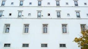Sao Vicente de Fora Monastery, Lisboa, Portugal Imágenes de archivo libres de regalías