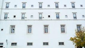 Sao Vicente de Fora Monastery, Lisboa, Portugal Imagenes de archivo