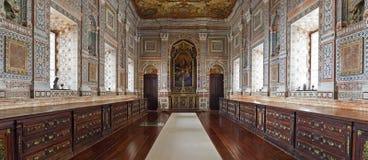 Sao Vicente de Fora Monastery Lisbon foto de stock