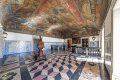 Sao Vicente de Fora Monastery Lisbon Royalty Free Stock Image