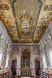 Sao Vicente de Fora Monastery Lisbon da sacristia imagens de stock