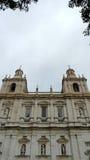 Sao Vicente de Fora Monastery, Lisbon, Portugal Royalty Free Stock Photography
