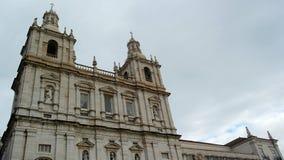 Sao Vicente de Fora Monastery, Lisbon, Portugal Royalty Free Stock Photos