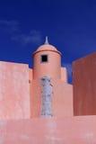 Sao viejo Joao das Maias de la torre de la fortaleza Fotografía de archivo libre de regalías