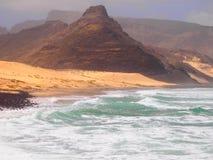 Sao Vincente wyspa, przylądek Verde Obraz Royalty Free