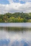 SaoBernardo sjö Fotografering för Bildbyråer