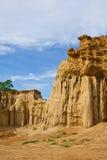 Saodin nella provincia di Nan, Tailandia Fotografie Stock