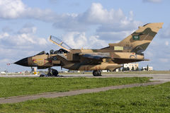 Saoedi-arabische Tornado IDS stock afbeelding