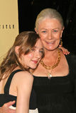 Saoirse Ronan, Vanessa Redgrave stock photo