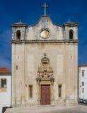 SaoJoaos de Almedinas kyrka Royaltyfria Foton