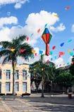 Saoluis van maranhao royalty-vrije stock foto's