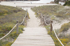 Saona Cove Beach, Formentera Stock Photography