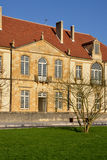 Saone et Loire, η γραφική πόλη Paray LE Monial Στοκ εικόνα με δικαίωμα ελεύθερης χρήσης