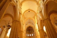 Saone et Loire, η γραφική πόλη Paray LE Monial Στοκ Εικόνες
