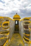 saotiago för de fortaleza funchal Arkivbild