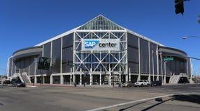 SAP中心 免版税图库摄影