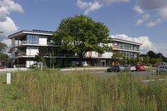 SAP byggnad i Nedlitz Royaltyfria Bilder