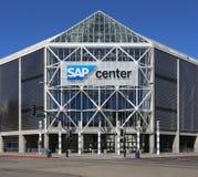 SAP Center Royalty Free Stock Image