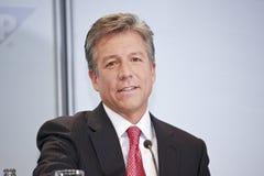 SAP co-CEOs Stock Images
