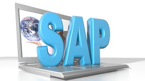 SAP and Computer stock footage