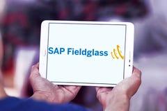 SAP Fieldglass firmy softwarowa logo Fotografia Stock