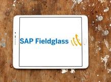 SAP Fieldglass firmy softwarowa logo Zdjęcia Royalty Free
