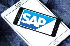 Sap logo Stock Images