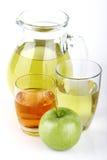 Sap van appelen Stock Fotografie