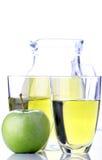 Sap van appelen Royalty-vrije Stock Foto