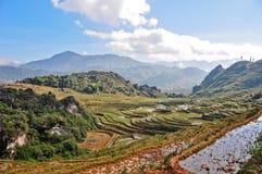 sapa越南 免版税图库摄影