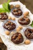Sapa bread cupcakes, Sardinian Dessert Stock Images