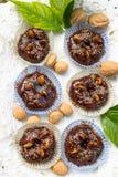 Sapa bread cupcakes, Sardinian Dessert Stock Photography