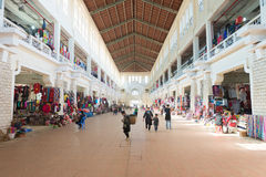 Sapa central market inside, north Vienam Stock Images
