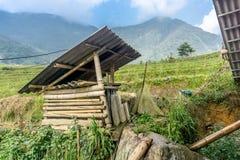 Sapa, Vietnam Fotografia Stock Libera da Diritti