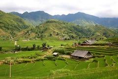 Sapa, Vietnam Image stock