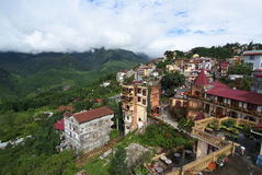 Sapa, Vietnam Imagen de archivo