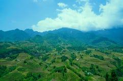 Sapa Vietnam Imagen de archivo libre de regalías