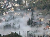 Sapa Vietnam. Land of mist in Sapa. Good atmostphere. Fresh and relax Royalty Free Stock Photo