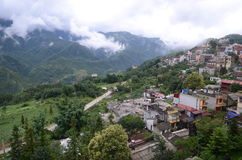 Sapa,Vietnam Stock Photography