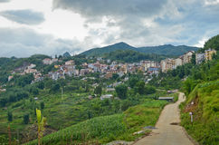 Sapa,Vietnam Royalty Free Stock Photo