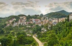 Sapa,Vietnam Royalty Free Stock Photography