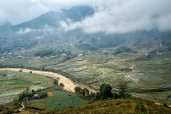 Sapa, Vietnam Stock Photography