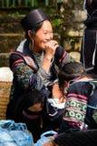People of Sapa, Vietnam Stock Photography
