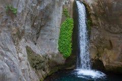 Free Sapadere Canyon And Waterfall. Alanya, Turkey Stock Photography - 47664752