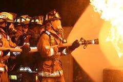 Sapadores-bombeiros Foto de Stock Royalty Free